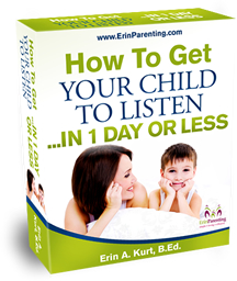 how to get a child to listen