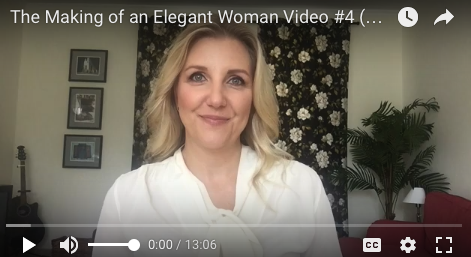The Making of an Elegant Woman Video #4 (The Romance Begins!)