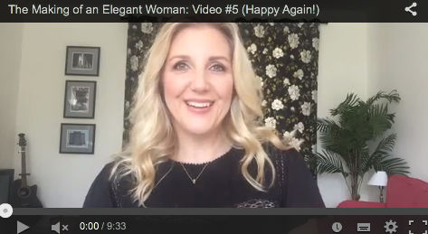 The Making of an Elegant Woman: Video #5 (Divorce)